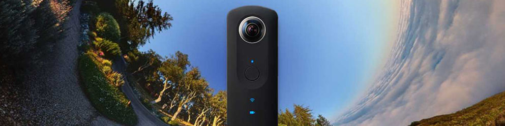 Create Your Own 360° Images with the Ricoh Theta S