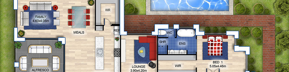 OVERLOOKED AND UNDERRATED: THE SELLING POWER OF FLOOR PLANS