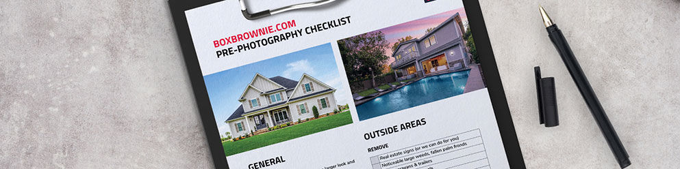 THINKING BACK ON FORWARD THINKING: OUR PRE-PHOTOGRAPHY CHECKLIST
